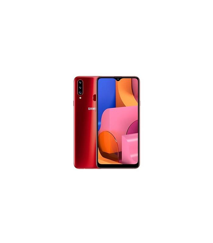 "Acheter Smartphone SAMSUNG A20S 6.5\\"" HD+ TFT,Snapdragon 450 (1.8 GHz) (SM-A207FZRDMWD) - Casablanca Maroc"
