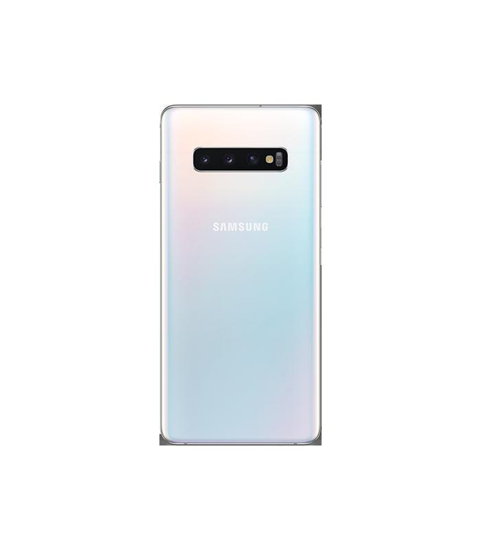 "Acheter Smartphone SAMSUNG S10 PLUS 6,4\\"" BLANC 8G 128GB (SM-G975FZWDMWD) - Casablanca Maroc"