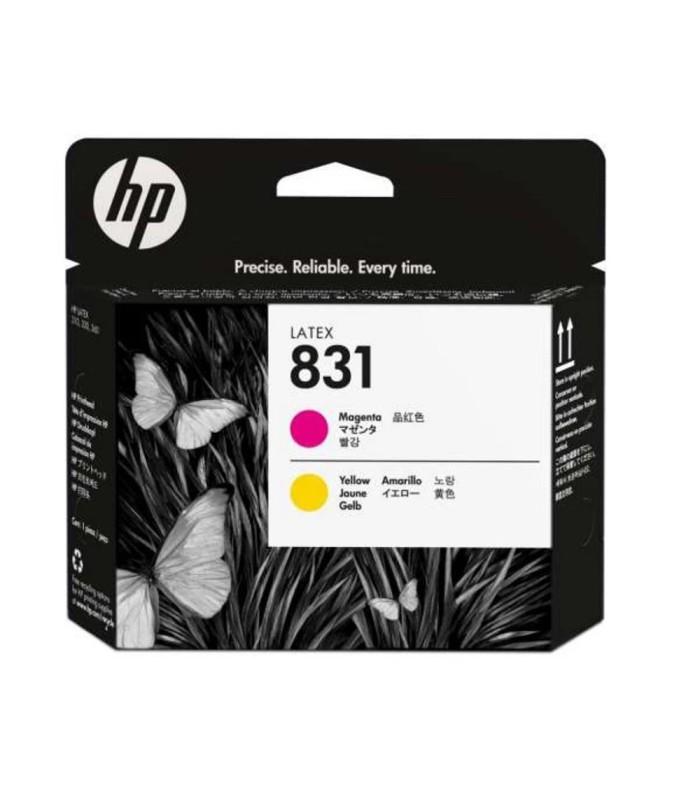 Acheter Tête d'impression originale HP 831 Yellow-Magenta Latex (CZ678A) - Casablanca Maroc