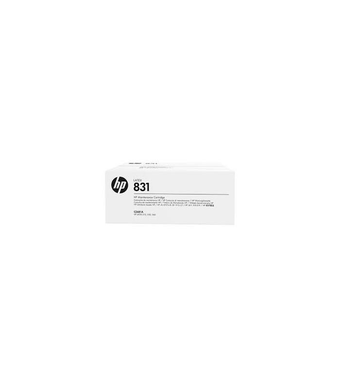 Acheter Cartouche de Maintenance HP 831 Latex (CZ681A) - Casablanca Maroc