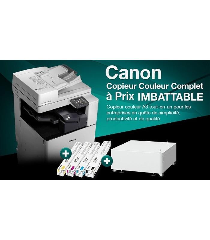 Acheter Bundle CANON imageRUNNER C3025i MFP+C-EXV54 TONER (DS3735) - Casablanca Maroc
