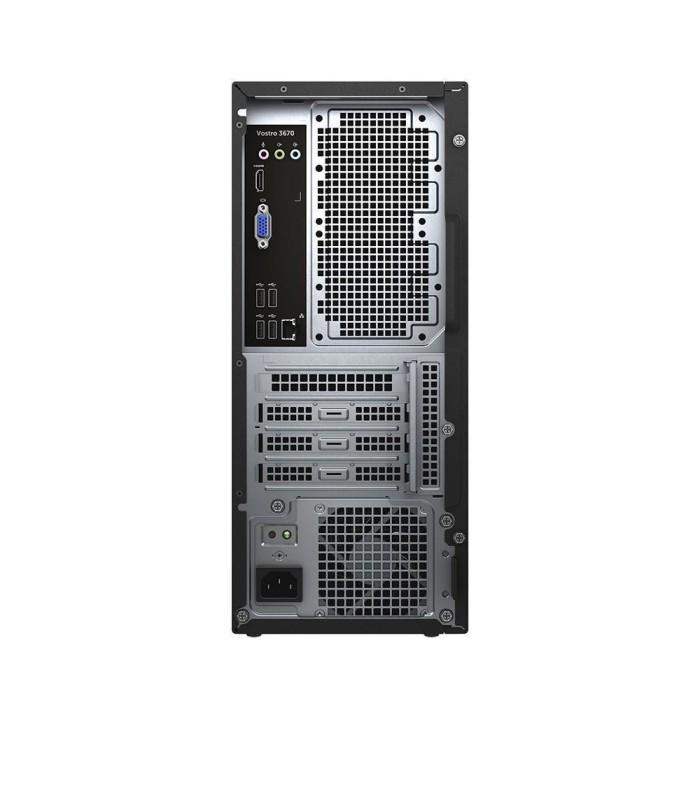 Acheter Ordinateur de bureau DELL Vostro 3670 MT Core i3-8100 4GB 1TB WLAN + BT (N204VD3670BTOEMEA01) - Casablanca Maroc