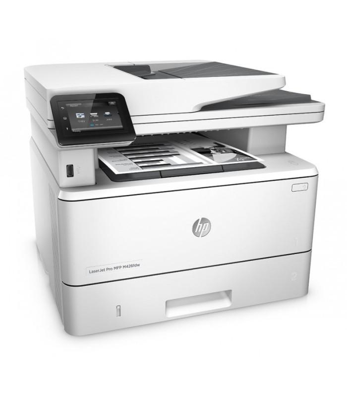 Acheter Imprimante Laserjet Multifonction Monochrome HP Pro M426fdw (F6W15A) - Casablanca Maroc