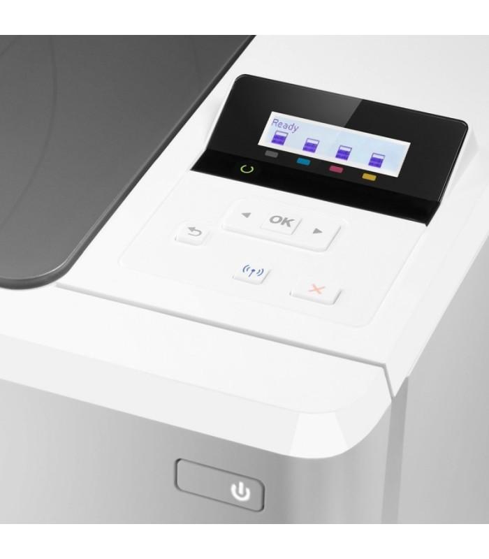Acheter Imprimante Laserjet couleur HP Pro M254nw (T6B59A) - Casablanca Maroc